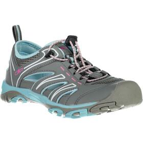 CMP Campagnolo Aquarii Chaussures de randonnée Femme, seppia-anice
